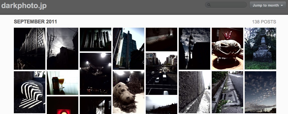 darkphoto.jp archive