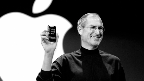 Stevejobs iphone